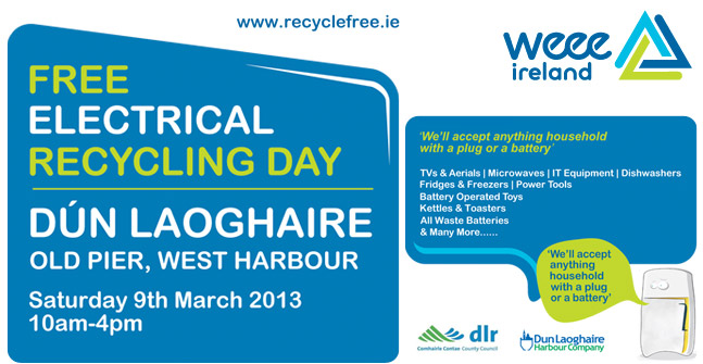 Recycle Day Dún Laoghaire