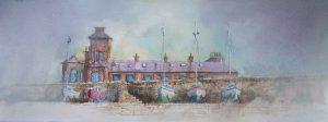 Derek Lyons Coastgaurd Cottages Dun Laoghaire Harbour