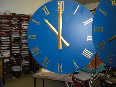 Harbour Lodge Clock