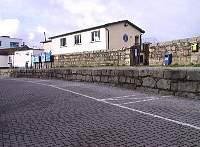 8ú Calafort, Cuan Dún Loaghaire, Gasóga Mara