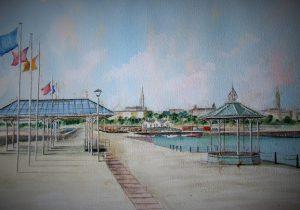 Derek Lyons Dun Laoghaire Harbour East Pier